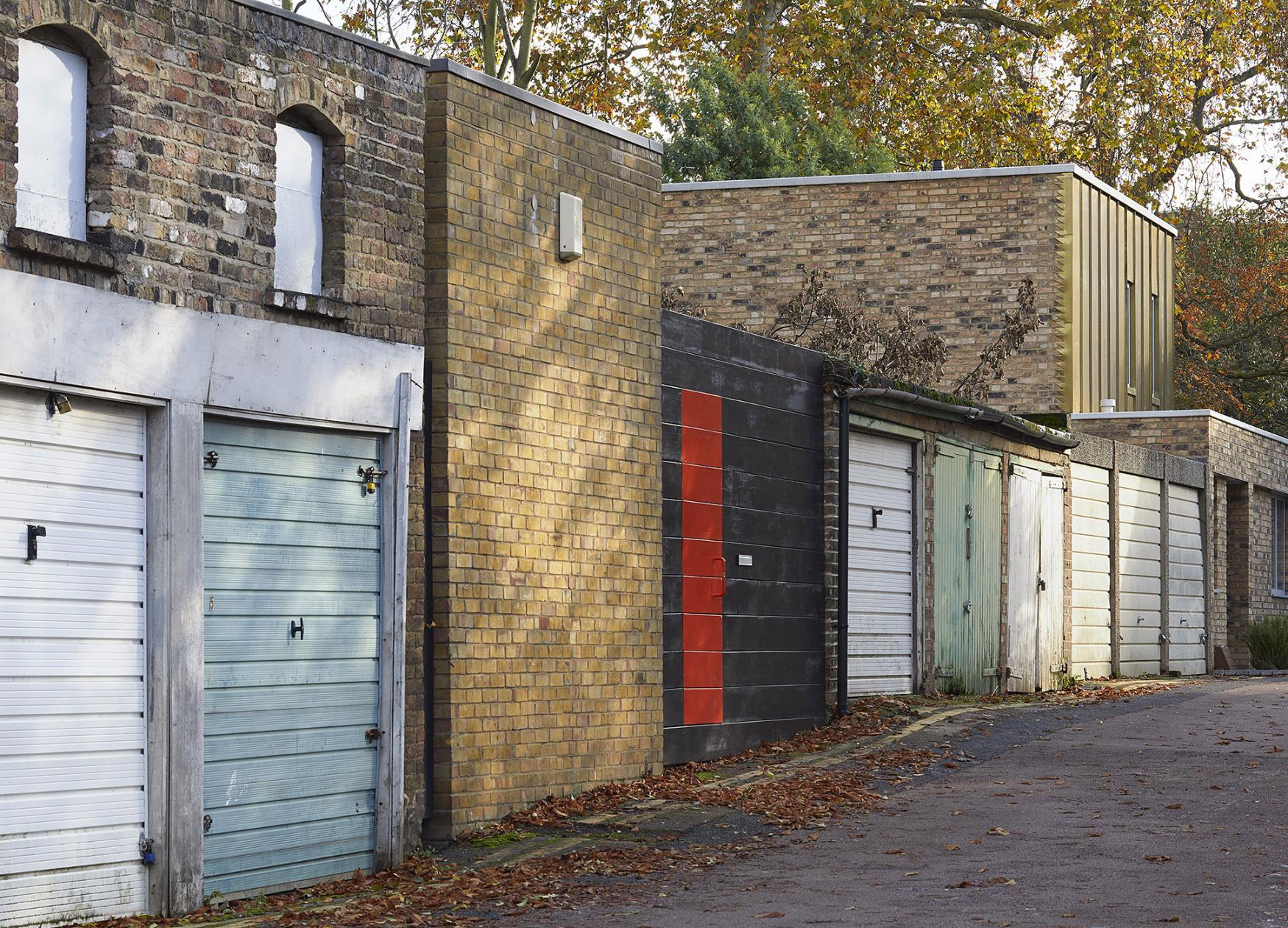 Camberwell mews