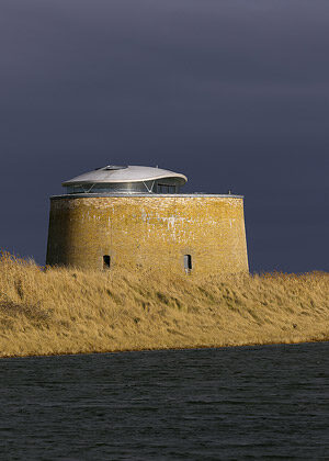 photo from Martello Tower Y