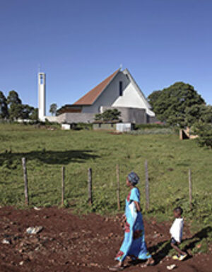 photo from Kericho Cathedral